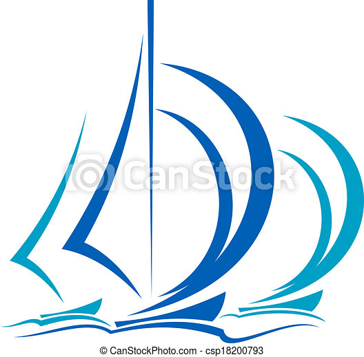 dynamic motion of sailboats dynamic sailboats racing before eps rh canstockphoto com motion clip art happy mother's day motion clipart images