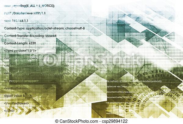 dynamiczny, technologia - csp29894122