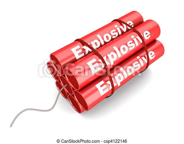 dynamite, paquet - csp4122146
