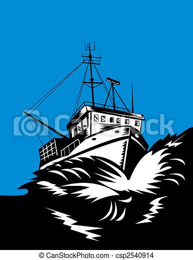 dyning båt