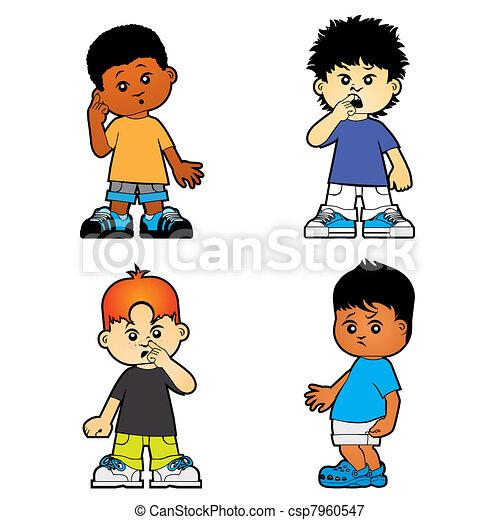 dzieci - csp7960547