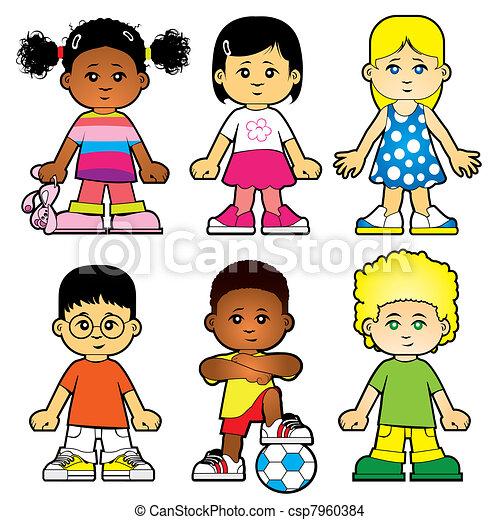 dzieci - csp7960384