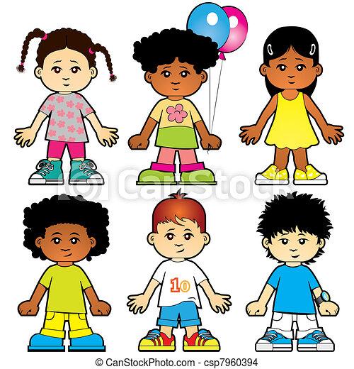 dzieci - csp7960394