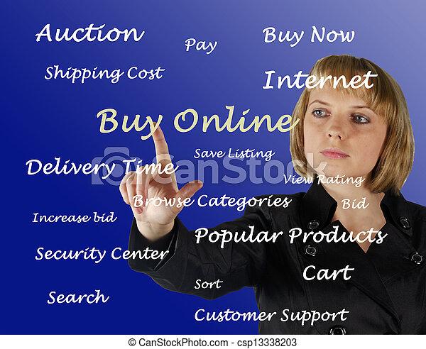 e-affaires - csp13338203