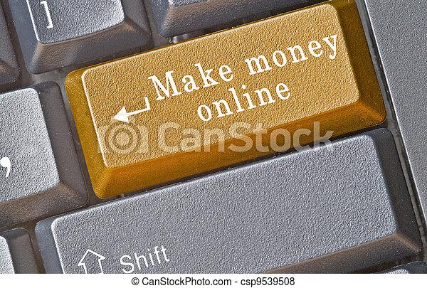 e-affaires, clavier - csp9539508