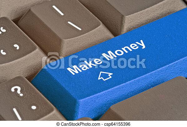 e-affaires, clavier - csp64155396