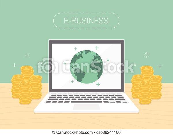 e-affaires - csp36244100