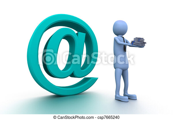 e-affaires - csp7665240