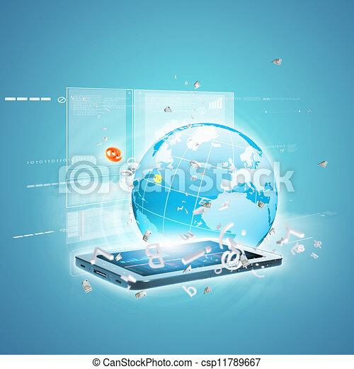 e-affaires - csp11789667