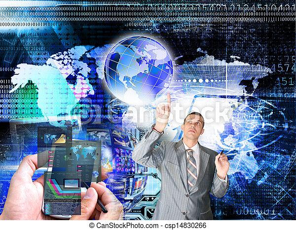 e-affaires - csp14830266