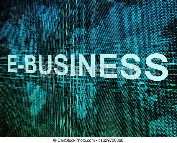 e-affaires - csp29720368