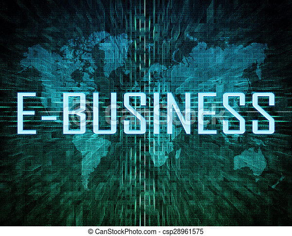 e-affaires - csp28961575