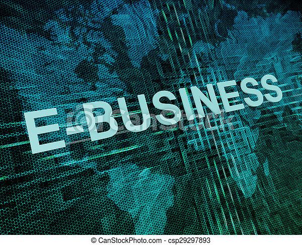 e-affaires - csp29297893