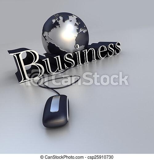 e-affaires - csp25910730