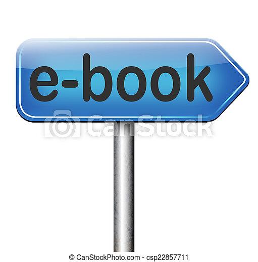 e-book - csp22857711