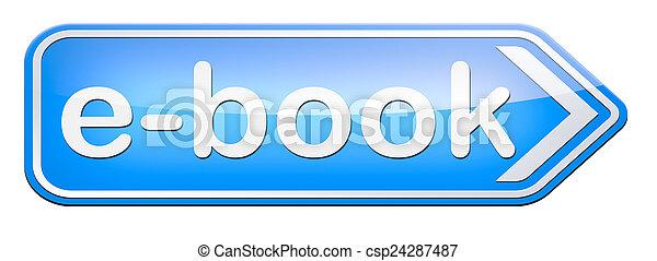 e-book - csp24287487