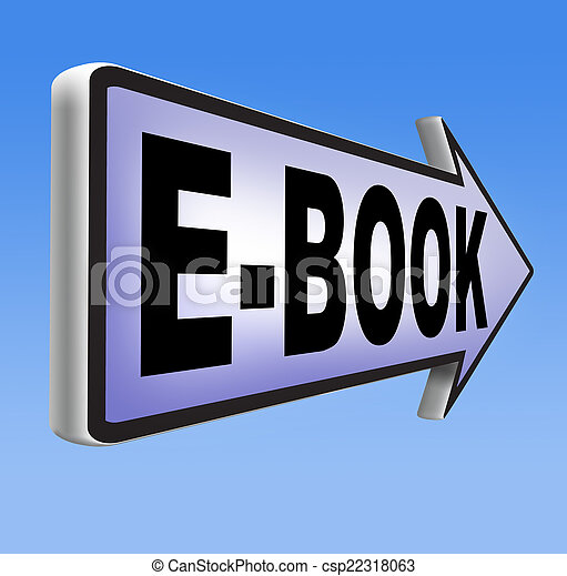 e-book - csp22318063