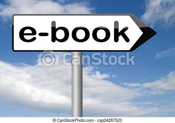 e-book - csp24287523