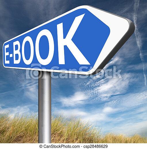 e-book - csp28486629