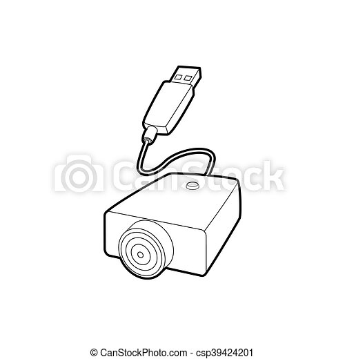 usb plug icon power plug icon wiring diagram