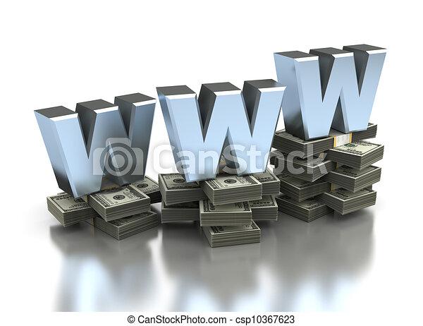 E-Commerce - csp10367623