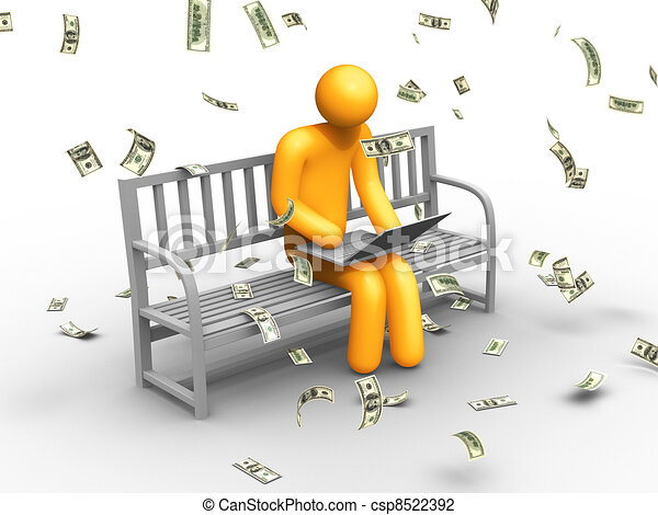 E-commerce - csp8522392