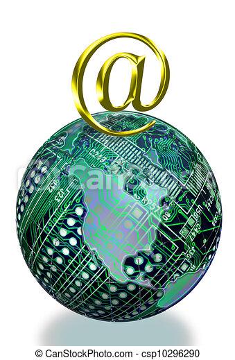 E-Commerce. - csp10296290
