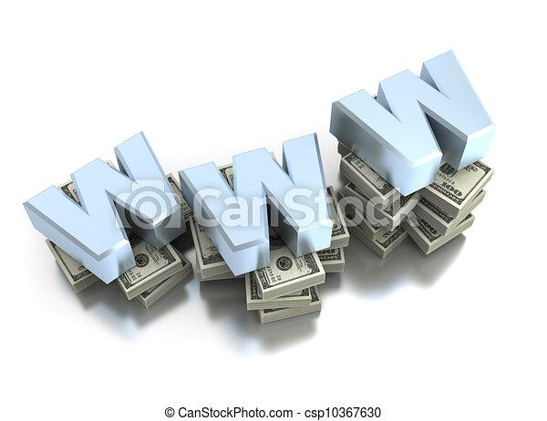 E-Commerce - csp10367630