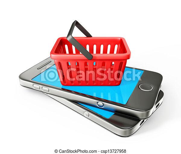 e-commerce - csp13727958