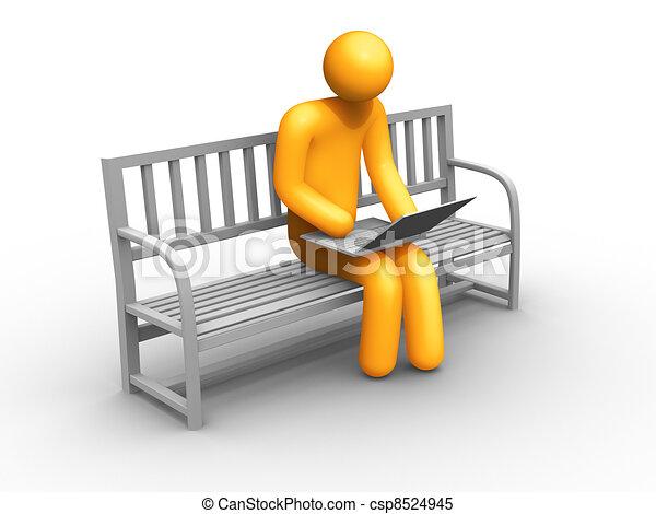 E-commerce - csp8524945