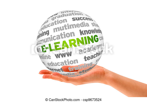 E-Learning - csp9673524