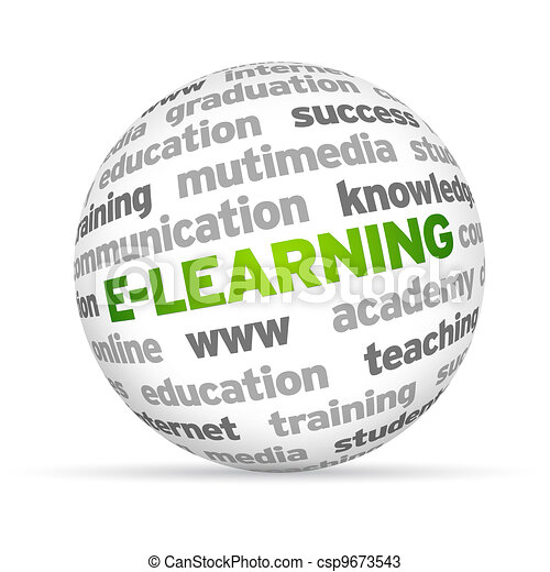 E-Learning  - csp9673543