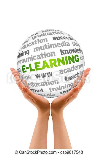E-learning - csp9817548