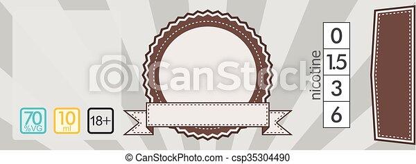 e liquid sticker label template vaping e liquid and e juice sticker label template. Black Bedroom Furniture Sets. Home Design Ideas