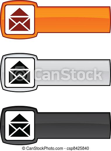 e-mail button. - csp8425840
