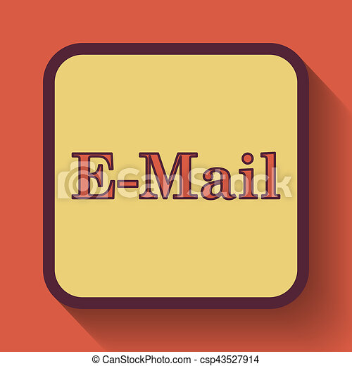 E-mail icon - csp43527914