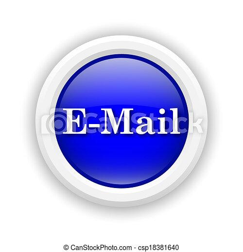 E-mail icon - csp18381640
