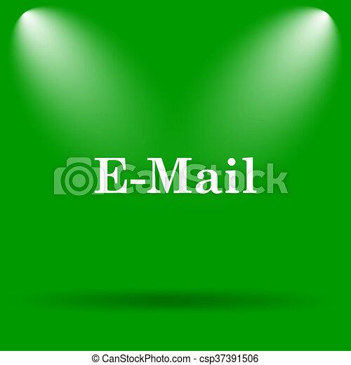 E-mail icon - csp37391506