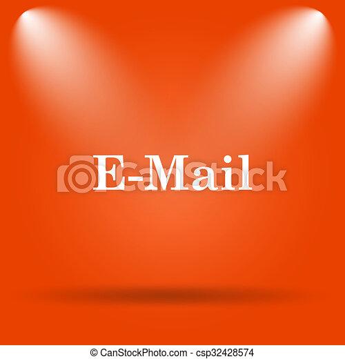 E-mail icon - csp32428574