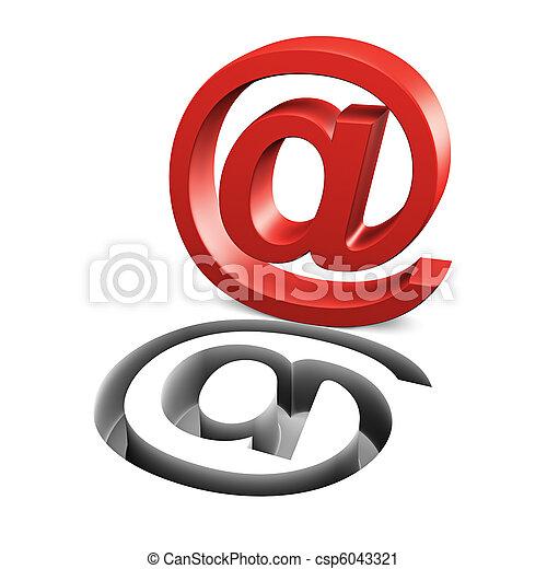 E-mail - csp6043321