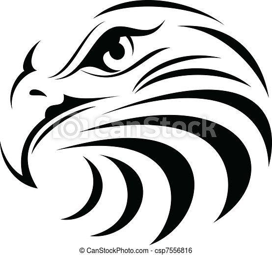 eagle stock illustrations 26 367 eagle clip art images and royalty rh canstockphoto com clipart of eagles in flight clip art of eagle with flag
