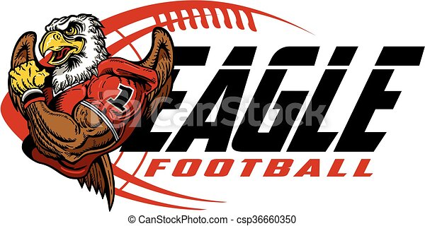 eagle football - csp36660350