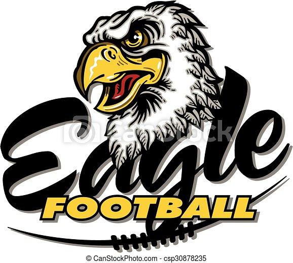 eagle football - csp30878235