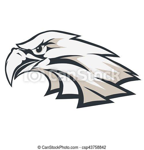 bald eagle template