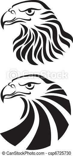 eagle head - csp6725730