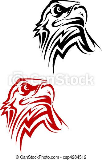 Eagle symbol - csp4284512