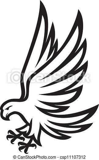 Eagle - csp11107312