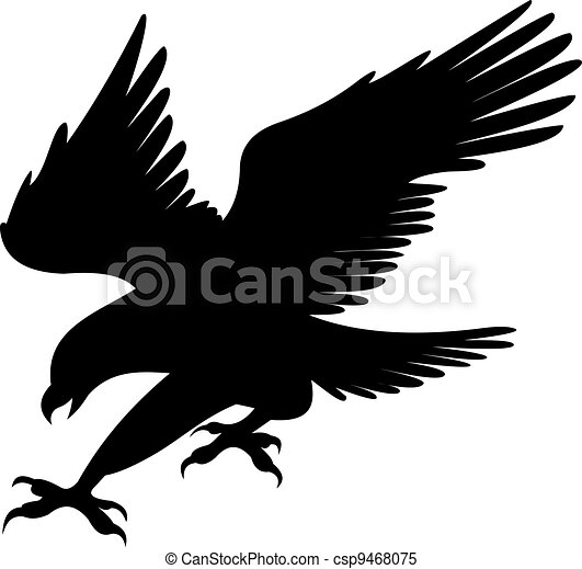 eagle vector - csp9468075