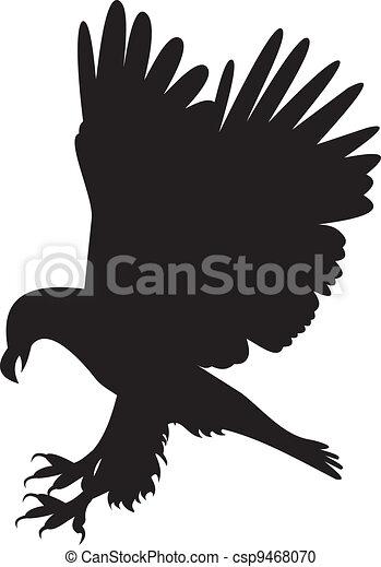 eagle vector - csp9468070