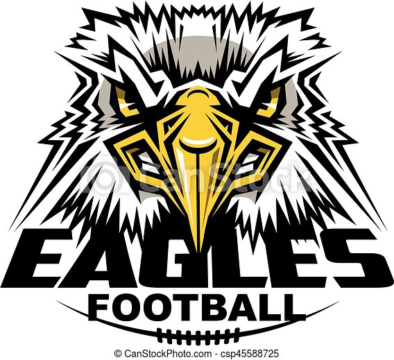 eagles football - csp45588725